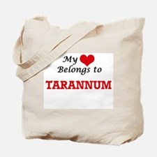 My heart belongs to Tarannum Tote Bag