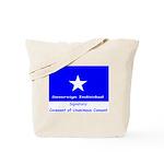 Bonnie Blue, SI, CUC Tote Bag