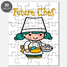 Future Chef Gift Ideas Puzzle