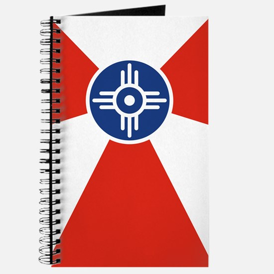 Wichita Flag vert Journal