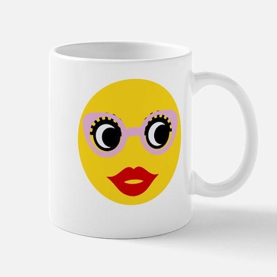 Pretty Smart Emoji Mugs