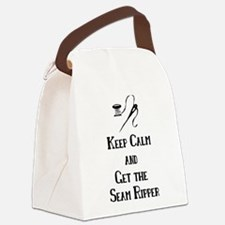 Get the Seam Ripper Canvas Lunch Bag