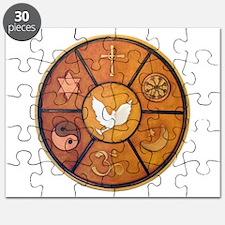 Interfaith Symbol - Puzzle