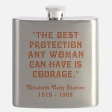 THE BEST PROTECTION... Flask