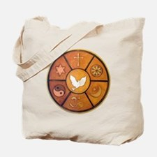 Interfaith Symbol - Tote Bag