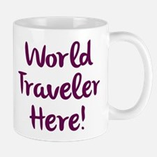 World Traveler Mugs