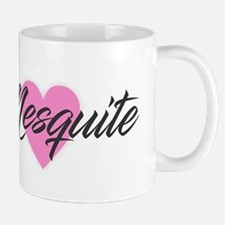 I Heart Mesquite Mugs