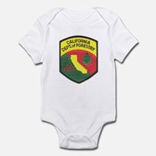 California Forestry Infant Bodysuit