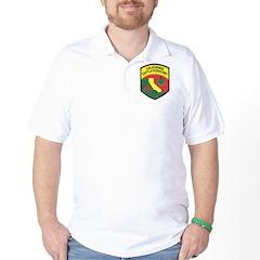 California Forestry Golf Shirt