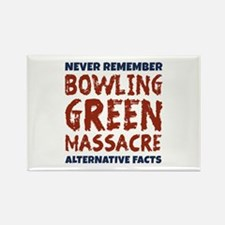 Bowling Green Massacre Rectangle Magnet