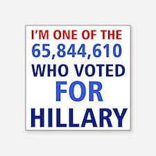 Anti Trump Designs Sticker
