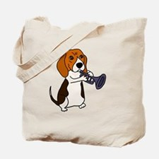 Unique Pets beagles Tote Bag