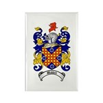 Waddell Coat of Arms Rectangle Magnet (10 pack)