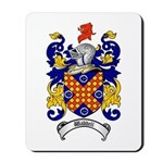 Waddell Coat of Arms Mousepad