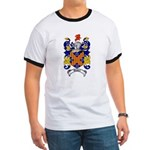 Waddell Coat of Arms Ringer T