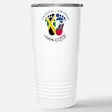 Jamaican Haitian Baby Travel Mug