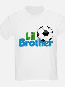 Soccer Little Brother T-Shirt