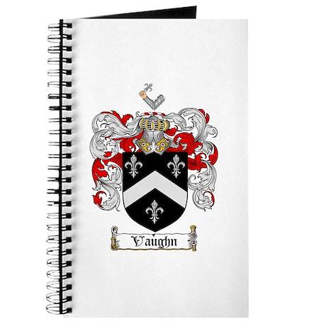 Vaughn Coat of Arms Journal