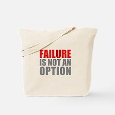 Failure-not-Option Tote Bag