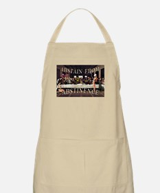 Abstain From Abstinence Apron