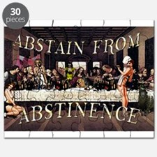 Abstain From Abstinence Puzzle