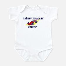 Future Racecar Driver Infant Bodysuit