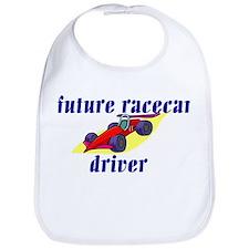 Future Racecar Driver Bib