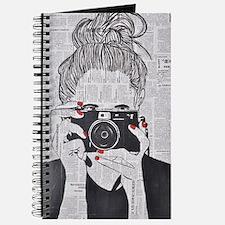 Vintage polaroid cameras Journal