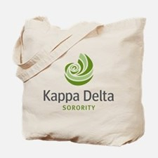 Kappa Delta Shell Tote Bag