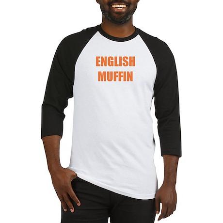 English Muffin Baseball Jersey