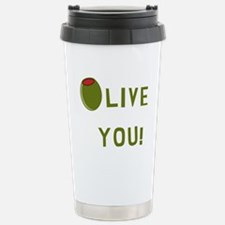 Unique I love you mommy Travel Mug