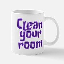 Clean Your Room Mug