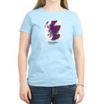 Map - Lumsden of Kintore Women's Light T-Shirt