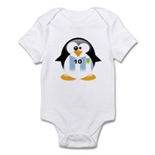 argentina soccer tux Infant Bodysuit