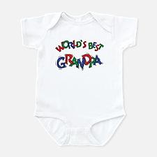Grandpa Infant Creeper