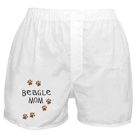 Beagle Mom Boxer Shorts