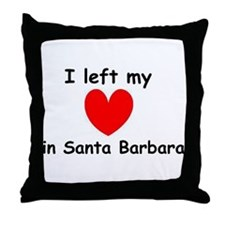 SB Throw Pillow