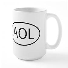 AOL Mug