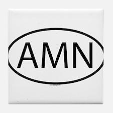 AMN Tile Coaster