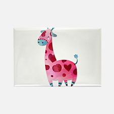 Love Giraffe Magnets