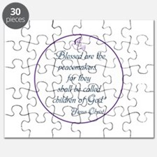 Blessed the peacemakers,Children of God Puzzle