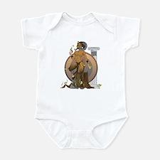 Pan Infant Bodysuit