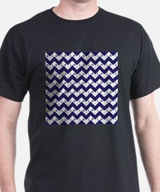 Nautical Chevron Design T-Shirt