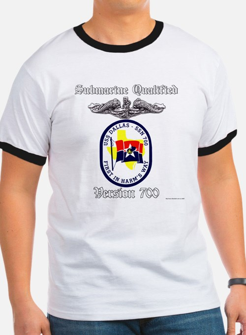 Version SSN 700 Enlisted T-Shirt