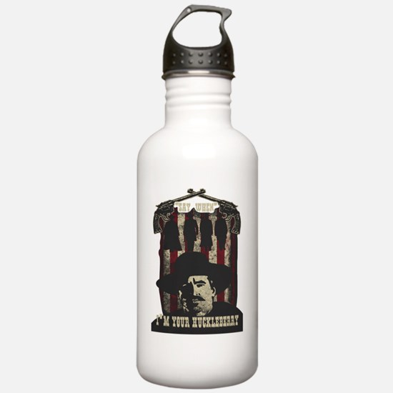 Unique Wyatt Water Bottle