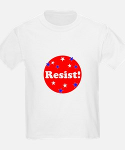 Resist! Stand up to trump T-Shirt