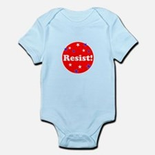 Resist! Stand up to trump Body Suit