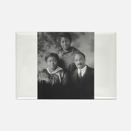 Haywood - Oneness Patriarch Family Magnets