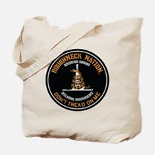 COILED RIG LOGO Tote Bag