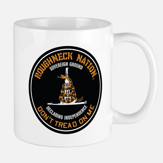 COILED RIG LOGO Mugs